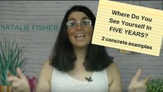 Where do you see yourself in FIVE Years? #InterviewQuestion With 2 Examp...