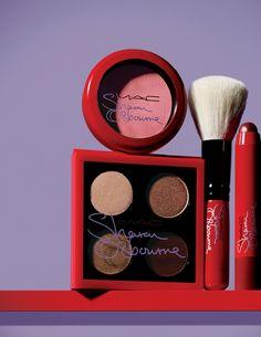 #MAC Sharon #Osbourne #Makeup