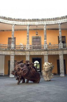 Museo Nacional deSanCarlos | 2012 |Ciudad de México, México.  #JavierMarínescultor