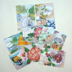 woohooo.  Postcards of favourite pictures just in and on etsy - look for Mango Frooty