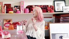 Katie Eary racconta la sua collaborazione con IKEA per la collezione #GILTIG. #IKEAfashion #KatieEary