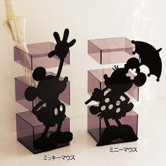 Mickey and Minnie Umbrella Holder
