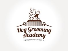 Dog Grooming Academy of Northwest Indiana needs a new logo Logo design #28 by Ranita