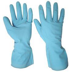 Household Rubber Glove, Blue