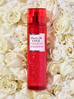 You're the One Fine Fragrance Mist | Bath & Body Works Bath N Body Works, Bath And Body Works Perfume, La Face, Christmas Scents, First Perfume, Youre The One, Body Mist, Fragrance Mist, Body Spray
