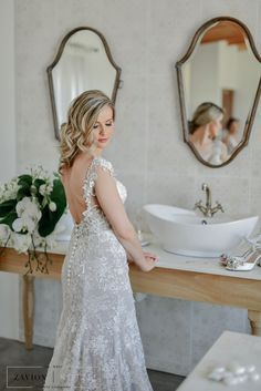 Zavion Kotze Events Company, Orchid, Green, White, Hanging Orchids, international wedding florist, South Africa's top wedding planner and Florist Green Orchid, Event Company, Event Management, Orchids, Wedding Planner, Floral Design, Events, Wedding Dresses, Lace