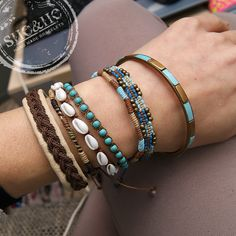 hand made boho bracelets, macrame, turguoise, boho style, macrame diy, tutorial