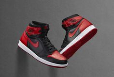 The 2016 Air Jordan 1 High Bred/Banned Is Officially Unveiled