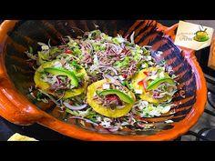 Salpicon de res receta deliciosa - YouTube