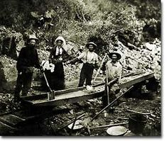 California in the Early 1800s | Gold Miners in California