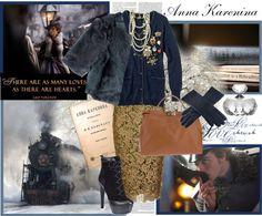 """Anna Karenina"" by molnijax on Polyvore"