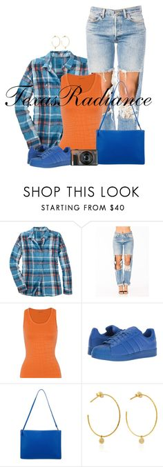 """""""Ashanti- Happy"""" by texasradiance ❤ liked on Polyvore featuring Mountain Hardwear, Yummie by Heather Thomson, adidas Originals, MCM and Yvonne Léon"""