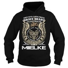 [Hot tshirt name tags] MIELKE Last Name Surname TShirt v1 Discount Codes Hoodies, Funny Tee Shirts