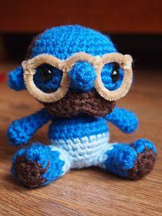 Crochet Dr Tobias Funke, Arrested Development