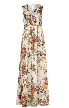 Ted Baker maxi dress - 48 (© Ted Baker)
