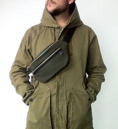 Items similar to NEW Men / Women / bumbag / waist bag / belt bag / hip bag / fanny pack on Etsy Womens Fashion Online, Latest Fashion For Women, Waist Purse, Mens Waist Bag, Mango Bags, Outfit Man, Leather Belt Bag, Inspiration Mode, Denim Bag