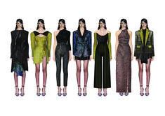 madalina buzas on Behance Ma Degree, Behance, Fashion Design, Collection, Behavior