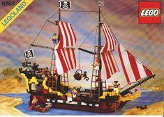 Pirates - Black Seas Barracuda [Lego 6285]