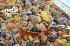 Köfteli Mantarlı Türlü #köftelimantarlıtürlü #etyemekleri #nefisyemektarifleri #yemektarifleri #tarifsunum #lezzetlitarifler #lezzet #sunum #sunumönemlidir #tarif #yemek #food #yummy