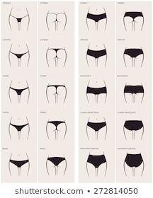 10 Types Womens Panties Raster Set Stock Illustration 330311777 Fashion Design Classes, Fashion Design Drawings, Fashion Sketches, Fashion Terminology, Fashion Terms, Clothing Fails, Mode Emo, Yellow Clothes, Fashion Vocabulary