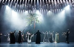Week on stage: A scene from Cymbeline by Ninagawa Company at the Barbican Theatre
