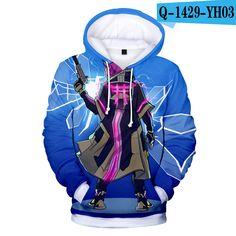 063a949e Fortnite Hoodies (FH054|Fifty-four) Kangaroo Pocket 3D Printed Hoodie  Clothing Epic