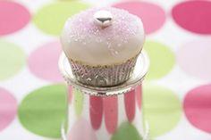 DIY - Sparkling Cupcakes
