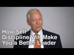 How Self Discipline Will Make You a Better Leader - YouTube
