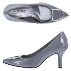 b8b440a8e20e Women s Jane Buckle Pump. Wide Width ShoesWater ...