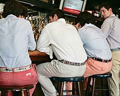 southern gentleman    Needlepoint belts.   For the Southern Gentleman!!