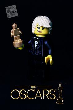 lego-minifigures:  Custom of the Week Ellen DeGeneres by Debbie...