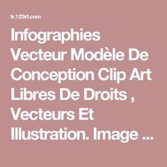 Infographies Vecteur Modèle De Conception Clip Art Libres De Droits , Vecteurs Et Illustration. Image 34788573.