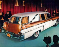 57 best old hearses images flower car cadillac rolling carts rh pinterest com