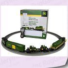 John Deere Lionel O Gauge LionChief Train Set Railroad Remote Control 6-81480