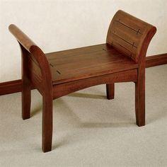 Jameson Wooden Bench