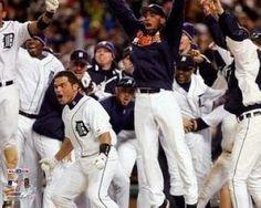 Detroit Tigers 2012 ALCS champions -