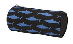 My Sweet Dreams Baby - Personalized Black Shark Pencil Bag (http://www.mysweetdreamsbaby.com/fppencilbag.htm)