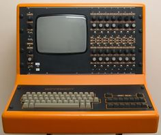 The Drum Computer (or Percussion Computer) from Movement Computer Systems is a very rare British made drum machine circa 1981.