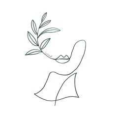 [New] The 10 Best Home Decor Today (with Pictures) Minimal Drawings, Art Drawings Sketches, Easy Drawings, Sketch Art, Minimalist Drawing, Minimalist Art, Face Line Drawing, Art Mignon, Outline Art