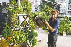 C'est en installant des potagers sur les toits, les balcons ou les trottoirs que Yohan Hubert sensibilise les citadins à l'écologie. Directeur de l'Association française de culture hors-sol et auteur d'un livre sur le sujet, ce...