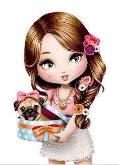 Muñeca Jolie-