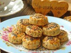 Uzun süre bayatlamayan, en gevrek kurabiye tariflerimizden... Bizim özel tavsiyemizdir. Deneyen çok beğenir.
