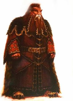 Dain Ironfoot - Anão nobre de Miriades, membro do Conselho de Guerra e novo responsável pela proteção do Oeste.