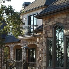 Exterior Brick And Stone Houses Design, Pictures, Remodel, Decor and Ideas - page 29