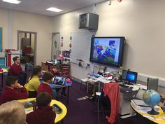 Darran Park @DarranPark Thanks @CadoxtonPS - loved our Skype session - good luck for the competition on Monday #SkypeaThon #teamwales @CSC_DigiLearn @SkypeClassroom