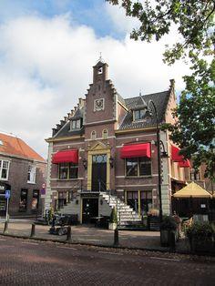 De Prinsemarij, Eemnesserweg 1, Laren, Noord-Holland.