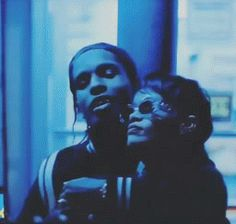 GIPHY is your top source for the best & newest GIFs & Animated Stickers online. Find everything from funny GIFs, reaction GIFs, unique GIFs and more. Asap Rocky Rihanna, Asap Rocky Gif, Asap Rocky Tumblr, Black Love, Black Is Beautiful, Asap Rocky Fashion Killa, Lord Pretty Flacko, Rihanna Style, Bad Gal