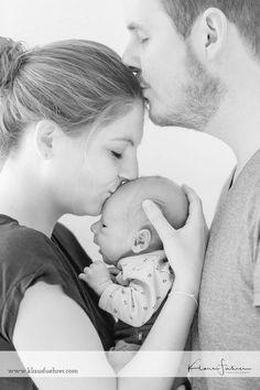 Baby, Neugeborenen und Familien Fotoshooting in Hagenberg bei Linz, Oberösterreich. Baby, Newborn, Familie Pictures in Hagenberg at Linz, Austria.