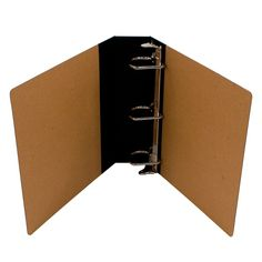 "2"" ReBinder Professional Recycled Binders - 2"" D-Ring Assembly"