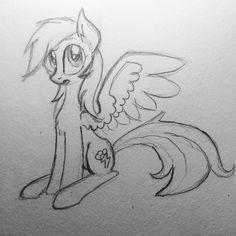 Rainbow Dash speed sketch I did ^_^ Mlp Fan Art, Rainbow Dash, My Little Pony, How To Draw Hands, Sketch, Animation, Sketch Drawing, Sketches, Animation Movies